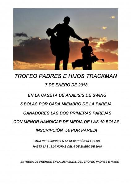 Trofeo Padres e Hijos Trackman